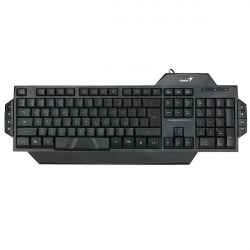 Genius K7 Mulltimedia LED Backlit USB Gaming Keyboard