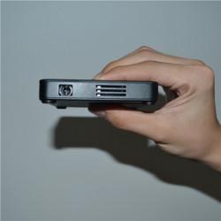 Hanying K9 + DLP 200 ANSI 1280 x 800 tragbare Mini LED Projektor