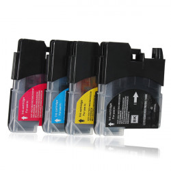 Ink Cartridge LC16/38/61/65/67/980/990/1100 LC39/60/975 for Brother Pr