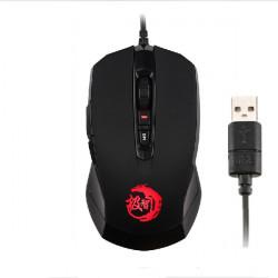 Knight G3000 Gaming USB Kabling Laser Computer Mus for Dota CS CF