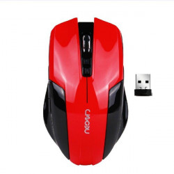 L-528 2.4G Wireless 7keys Optical Gaming Mouse