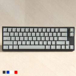 Leopold Fc660m Cherry Klar Switch 66keys Mekaniska Gaming Tangetbord