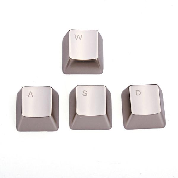 MKC Metall Zink Legierung Pfeiltaste Tastenkappen für Cherry MX Tastaturen & Maus