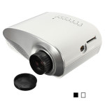 Mini HD LED Projector Home Cinema Theater Support 1080p Input Office & School Supplies