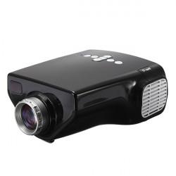 Mini Multimedia LED VGA Projektor Heimkino Unterstützung 1080P Eingangs