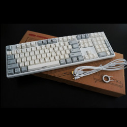 Noppoo EC108 Pro Electrostic Kapazitive Pro 108 Gaming Keyboard