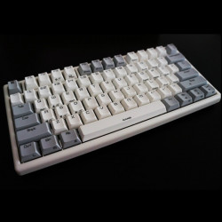 Noppoo Nano75-s 60% Cherry MX Rød Switch Mechanical Gaming Tastatur