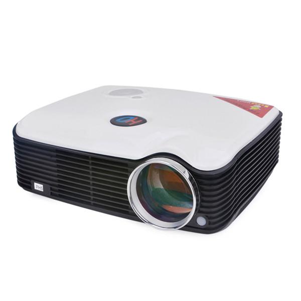 PH5 Hemmabio LED Projektor VGA AV TV HDMI USB-ingångar Kontor & Skolmaterial