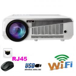 Poner Saund LED86 + Android4.2 WiFi 3200 Lumen 1280x800 HD Projektor