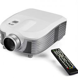 Poner Saund Led 9 2500Lumens 800x600P Projektor AV / TV / VGA / HDMI