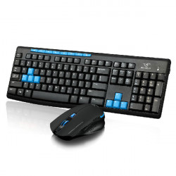 RUYI Bird HK3800 Wireless Keyboard Mouse Set USB Receiver
