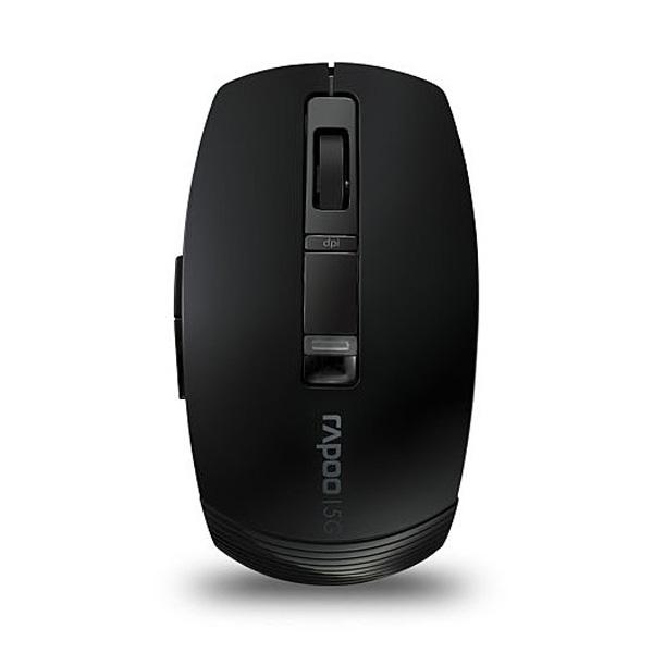 Rapoo 3710p 5.8G Trådlös Optisk Mus Bärbar Dator Tangentbord & Mus
