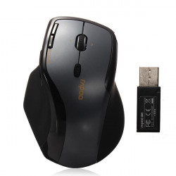 Rapoo 7600 2.4G Wireless Optical Mouse Notebook Computer