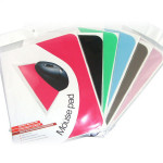 Super Thin Non-Slip Silica Gel Color Mouse Pad Keyboards & Mouse