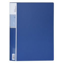 Gennemsigtig PCV A4 Plast File Folder Opbevaring Mængder Indsat Pocket
