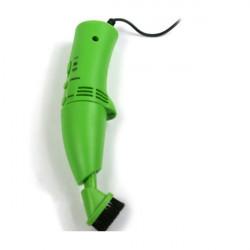 USB-tangentbord Vacuum Dust Cleaner för Bärbar Dator