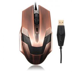 USB Kabling Gaming Mus 2000dpi LED Optisk USB3.0 DC5V 100mA