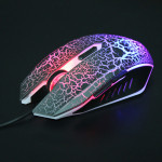 USB Wired Optical Gaming 800 1200 1600 DPI Mouse With Breath Light Keyboards & Mouse