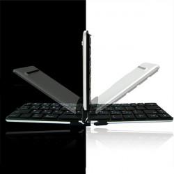 iLepo Flyshark DE Version Schokolade faltbare ultra dünne Bluetooth Tastatur