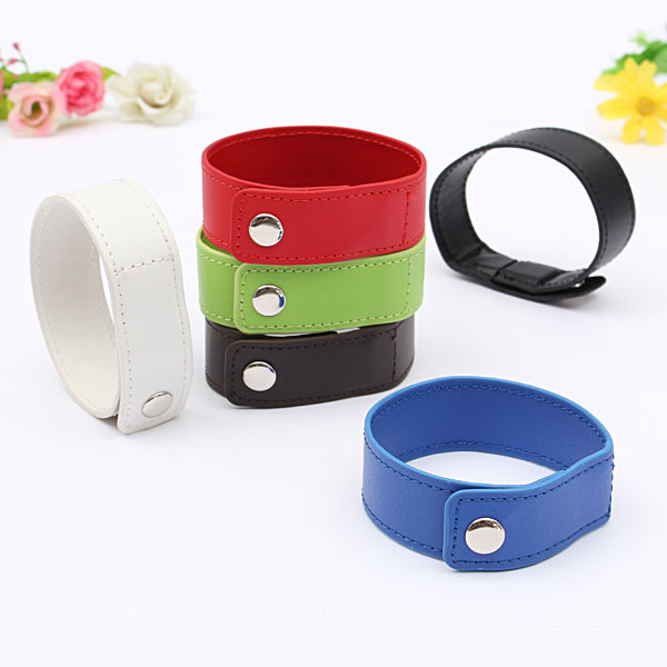 16GB Cute Wrist Band Bracelet USB2.0 Flash Drive Memory Storage U Disk Drives & Storage