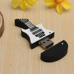 16GB Digital Guitar Model USB 2.0 Flash Drive Memory Stick U Disk Drives & Storage