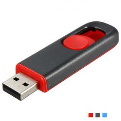 16GB Fashion Capless Hukommelse USB 2.0 Pen Opbevaring
