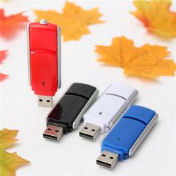 16GB Portable Mini Colorful Swivel Flash Drive USB 2.0 Memory U Disk