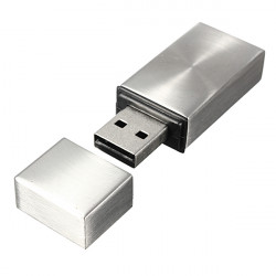 16G Metal USB 2.0 USB-minne Storage Pen U Disk