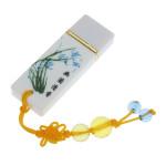 2G 4G 8G Chinese Style Orchid USB 2.0 Hukommelse Harddiske & Opbevaring