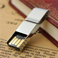 4GB Clip USB 2.0 Flash Drive Memory Stick Opbevaring
