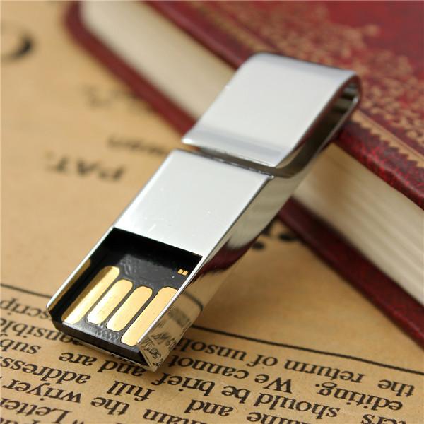 4GB Clip USB 2.0 Thumb Flash Drive Memory Stick Storage U Disk Drives & Storage