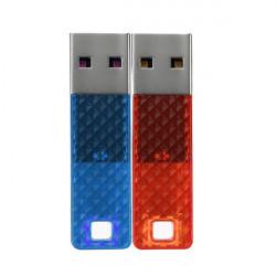 4GB USB2.0 Geometry Lattice Flash Drive Storage Memory U Disk