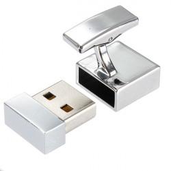 4GB USB 2.0 Metall Mini Flash Laufwerk Speicher Festplatte u