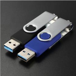 64GB USB 3.0 Swivel Sammenfoldelig Flash Drive Memory Pen