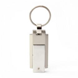 8GB USB 2.0 Metal Swivel Flash Drive Pen Storage Thumb Memory U Disk