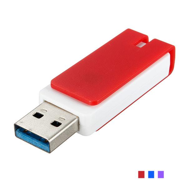 8GB USB 3.0 Memory Flash Drive Swivel Storage Foldable U Disk Drives & Storage
