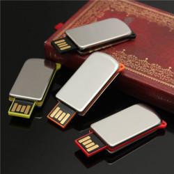 Bestrunner 4GB USB 2.0 Capless Style Flash Drive Thumb Pen Memory U Disk
