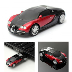 Bestrunner 4GB USB 2.0 Car Model Hukommelse Mode