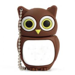 Bestrunner 8GB Cute Owl Shape USB-Hukommelse Mini