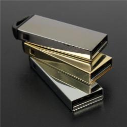 Bestrunner 8GB Mini Triangle Key Ring USB 2.0 Flash Drive U Disk
