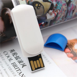 Bestrunner 8GB USB 2.0 Clip Style Flash Drive Candy Color U Disk