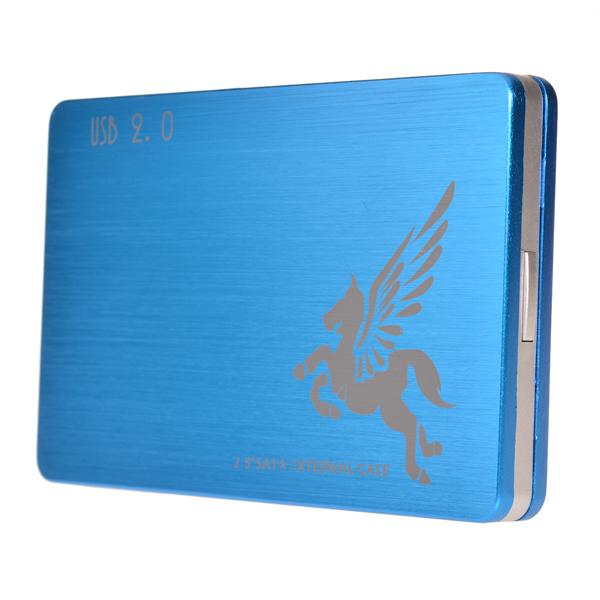 """SATA 2,5"""" USB 2.0 Mobile Festplatte Externe Festplattengehäuse Laufwerke & Speicherung"""