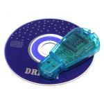 USB Vanlig Mobiltelefon SIM-kortläsare GSM SMS till PC Hårddiskar & Lagring