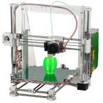 0.3mm Dyse 1.75mm Materiale Heacent RepRap Prusa I3 3D Printer DIY Assembly Kit Arduino SCM & 3D-printer