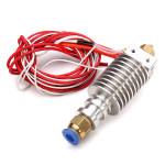 0.3mm Nozzle All-Metal Monterade J-head E3D Extrusion Kit med Heat Kabel för 3D-skrivare RepRap Arduino SCM & 3D-skrivare