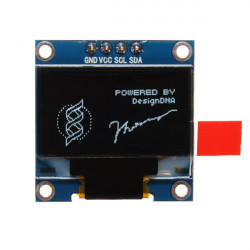 0.96 Inch 4Pin White IIC I2C OLED Display Module 12864 LED For Arduino