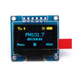 0.96 Inch 6Pin 12864 SPI Blue Yellow OLED Display Module For Arduino Arduino SCM & 3D Printer Acc