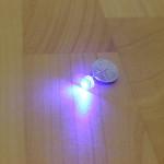 100st Blå Straw F8 8mm Lysdiod Arduino SCM & 3D-skrivare