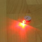100st Röd Straw F8 8mm Lysdiod Arduino SCM & 3D-skrivare