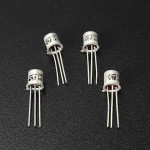 10Pcs 2N2222A 2N2222 NPN Transistor 0.8A 40V TO-18 Electrical Test Equipment Arduino SCM & 3D Printer Acc